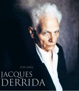 Jacques Derrida: Deconstruction!!! Illustrasi: rezaantonius.multiply.com